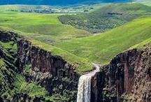 Lesotho Travel Inspiration / Get inspired for your trip to Lesotho with these gorgeous photos!