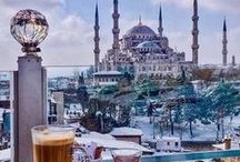 Istanbul Travel Inspiration / Travel inspiration for your trip to Istanbul!