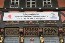 Internationales Johannes-Brahms-Chorfestival 2009