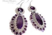 earrings bead