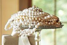 Viva la Pearl / Pearls have timeless style, real or fake, vintage or new. Viva la Pearl!