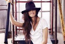 ¡Ponte el sombrero! / En ocasiones a nuestro cabello lo único que le hace falta es un buen sombrero que complete nuestro look. ¿Te animas a encontrar uno de tu estilo?