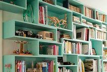 Shelf / shelves