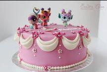 littlest pet shop cakes