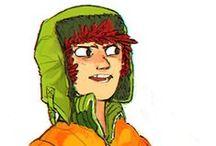 Kyle x Cartman