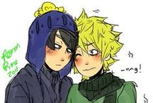 Craig x Tweek (OTP)