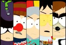 south park superheroes