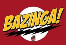bazinga! bazinga! bazinga!