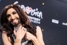 Conchita Wurst / Thomas Neuwirth / He is awesome. Don't you think so?
