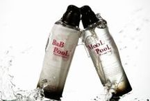 MooL PooL & BaB PooL / MooL PooL : Water(hydrates) + Glue(adheres to impurities)  BaB PooL : Rice Bran Water(hydrates) + Glue(adheres to impurities)