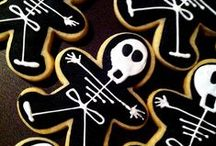 Halloween Cookies / Made by others from Pinterest!