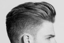 Men's hairstyles / Men's hairstyles by others from Pinterest!
