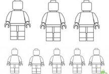 LEGO / lego themed ideas