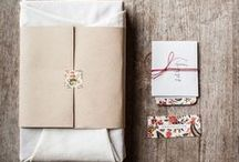 Clever packaging / Looking ideas for packaging, gift wrapping, branding etc. Wrapping Christmas gifts, birthday gifts, gift bags, stocking stuffers and more
