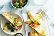 Recipes: HALOUMI / A board dedicated to one of my favourite foods !!!