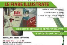 """FABLES : PROJECT, IN 2015, IN SCHOOLS OF BARCELLONA POZZO DI GOTTO / On 6 March 2015, started the new activities of the Cultural Fumettomania Factory. These two projects are directed to schools of Barcelona Pozzo di gotto (messina), Italy. This album, in particular, is dedicated to the theme of fairy tales and fables, whose project began on 23 March, at, at the Institute Comprehensive """"C.S. D'Alcontres"""". ***** Questo album è dedicato al tema della fiabe e della favole, il cui progetto è iniziato il 23 marzo, presso l'Istituto Comprensivo """"C. S. D'Alcontres""""."""