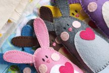 spring and easter crafts / things to do in springtime