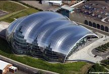 View from Above / Breathtaking aerial views of amazing roofing projects. They aren't all IKO but they're all art to us!