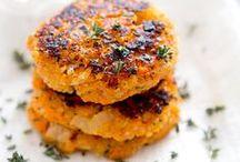 Recipes: GRAINS | SEEDS | SPROUTS / Quinoa, amaranth, chia, flax