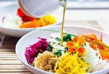 Recipes: SALAD + VEG