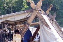 Medieval & Metal Festivals / European metal festivals & medieval fairs.
