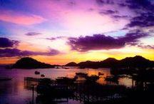 Sunset Time in Komodo / Blue Marlin Komodo. Verified sunsetholic.