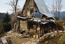 scrublands / living 'off the grid'