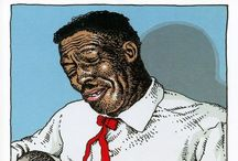 Crumb / Heroes of blues, jazz & country