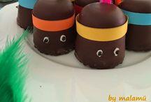 treats / Primary-school birthday treats