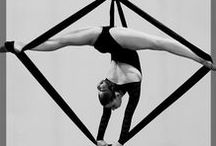 Aerial Inspiration / Inspiration for aerialists comes from dance, story telling, or just daydreaming while laying in an aerial Yoga hammock.  It is that moment when everything comes together to create something unique!