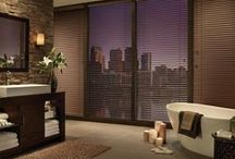Metal Blinds / Metal Blinds can provide a classic or a sleek, contemporary look that combines style with durability, reliability and affordability. Eddie Z's offers aluminum blinds in a rainbow of colors, styles and textures with a variety of options including room-darkening, one-piece designer headrail and valance, and cordless systems for added safety for children and pets. http://bit.ly/18LSahH