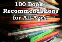 Books I Recommend / Books I love... either for myself, my family, or for gifts...