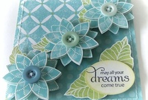 Paper Piecing / by Penny Black