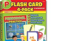 Fun Flash Cards! / School Zone has been in the educational flash card business for 35 years! We have a great variety - check out the rest at schoolzone.com!