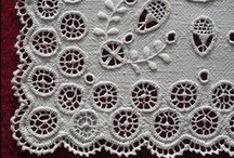 Danish Hedebo Embroidery / The famous whitework embroidery style that originated in Hedebo Denmark. / by Danish Sisterhood of America