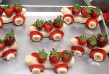 Just for Kids / Fun and healthy meal ideas for kids!