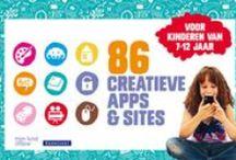Apps voor kinderen / Voor prentenboeken zie prentenboekenapps http://www.pinterest.com/bieb010educatie/prentenboeken-apps/