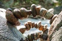 Pebbles, Stones & Rocks / by Kathy Iveson