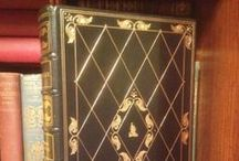 Franklin Library's 100 Greatest Books of All Time / Leather bound beauties!