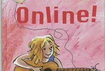 Jeugdboeken over internet
