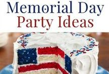 Summer - Memorial Day & 4th of July