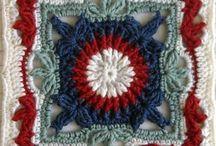 Crochet クロシェ 钩针织 / Crochet クロシェ かぎ編み knit