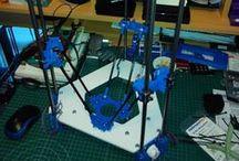 """Egokitek: Impresion 3D y hardware abierto / Egokitek significa en vasco """"tecnologías apropiadas"""", y se dedica al desarrollo de proyectos de hardware abierto, impresion 3d y tecnologías afines. También consultoría, formación y diseño. En la Impresion 3D se emplea el modelo reprap. Tecnologia FDM de deposicion de filamento, utilizando plasticos de origen organico y biodegradables como el PLA. En este tablero expongo imagenes de mis impresoras, piezas que hago, proyectos e ideas que me interesan, etc ver mas en www.egokitek.com"""
