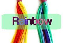 Rainbow Items / by Tammy J.