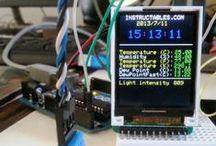 Arduino y Hardware Abierto / Arduino y hardware abierto. Proyectos realizados en este area