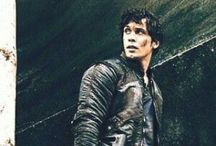 "Bellamy blake / This board is about Bellamy Blake from ""the 100"""