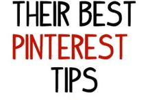 Pinterest Tips & Strategies / Pinterest tips & strategies for both beginners and learning experts.