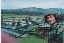 I am a U.S. Army Combat Engineer/I am a veteran / U.S. Military Service - 12B
