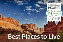 Best Places to Live / Niche's Best Places in America Rankings Explore more Local Rankings from Niche.com at https://local.niche.com/rankings/ / by Niche