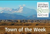 Niche Town of the Week / Each week Niche.com celebrates a town in America that stands out in overall excellence. This board is a collection of past Niche Town of the Week winners. / by Niche
